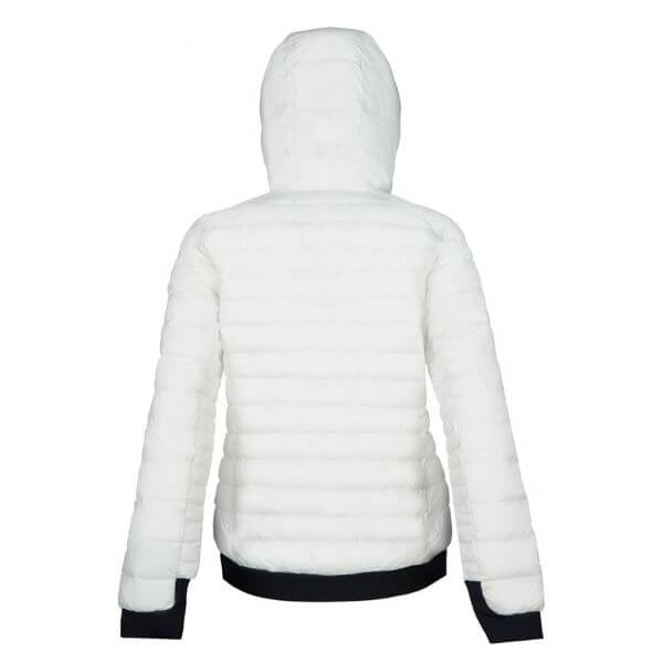 re.action padded woman jacket rock experience