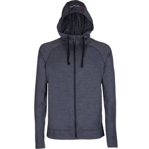 samia fleece hoody