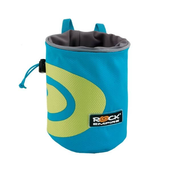 chalk bag spiral aqua rock empire