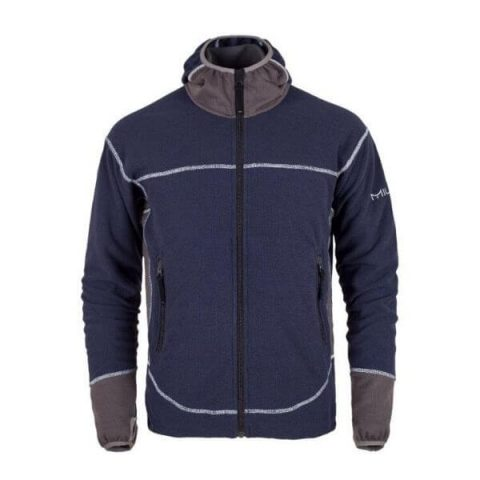 chite fleece man milo