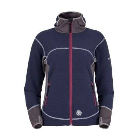 chite lady fleece milo