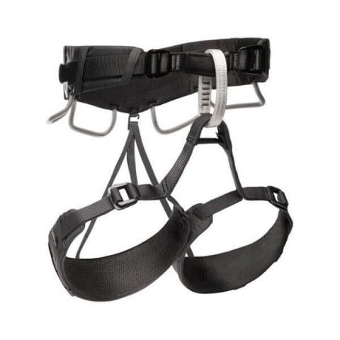 momentum 4s harness Anthracite black diamond