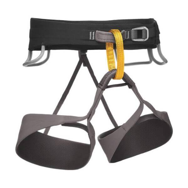 solution men slate black diamond harness