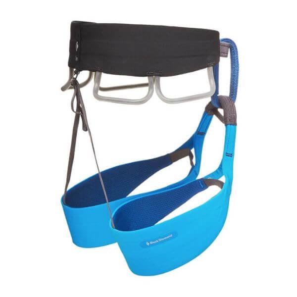 solution men ultra blue black diamond harness