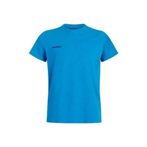 mammut logo t-shirt blue (