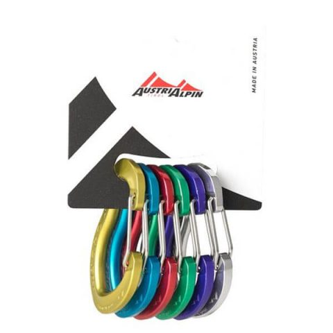 micro wire set carabiner austria alpin mountain house