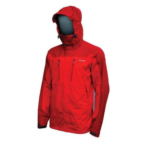 parker jacket pinguin red