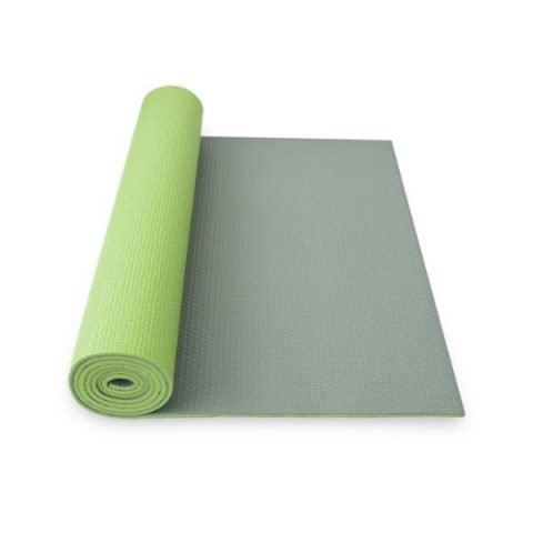 YOGA mat double layer green