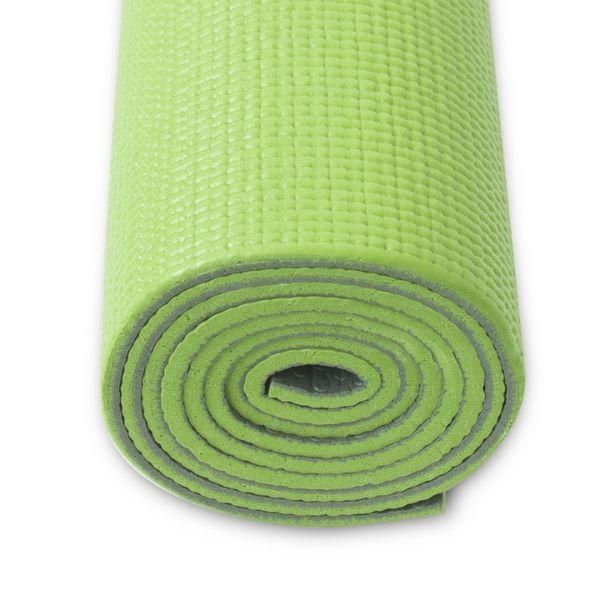 YOGA mat double layer green