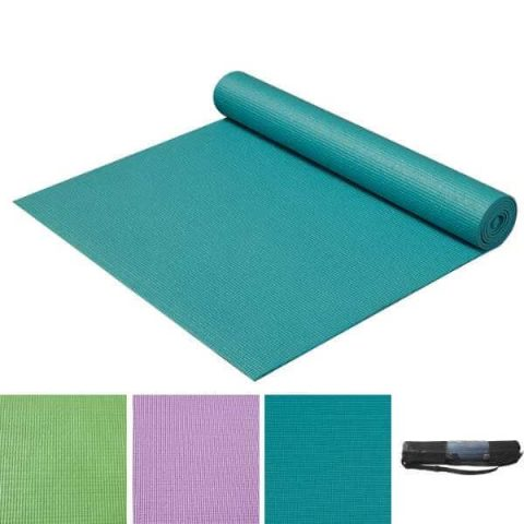 yoga mat with bag