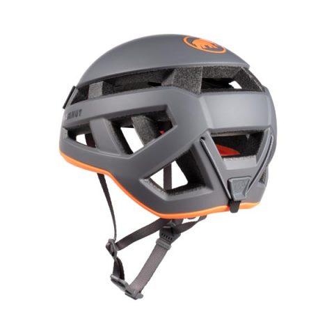 crag sender helmet mammut titanium