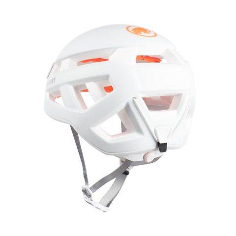crag sender helmet mammut white-side