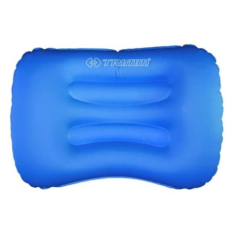 pillow rotto trimm blue