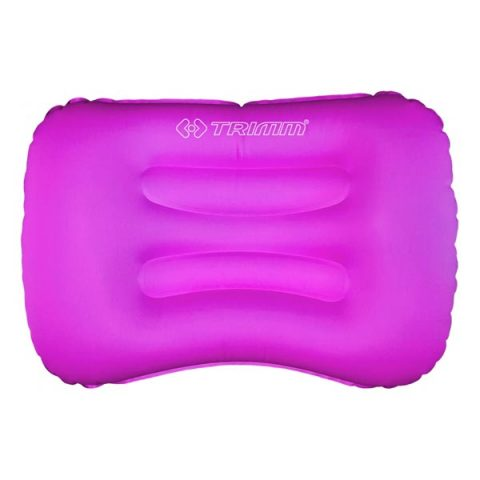 pillow rotto trimm pink