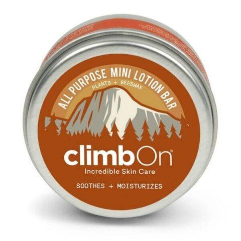 climbon mini bar lotion