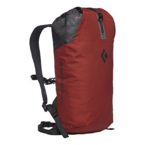 rock blitz 15 backpack black diamond red oxide
