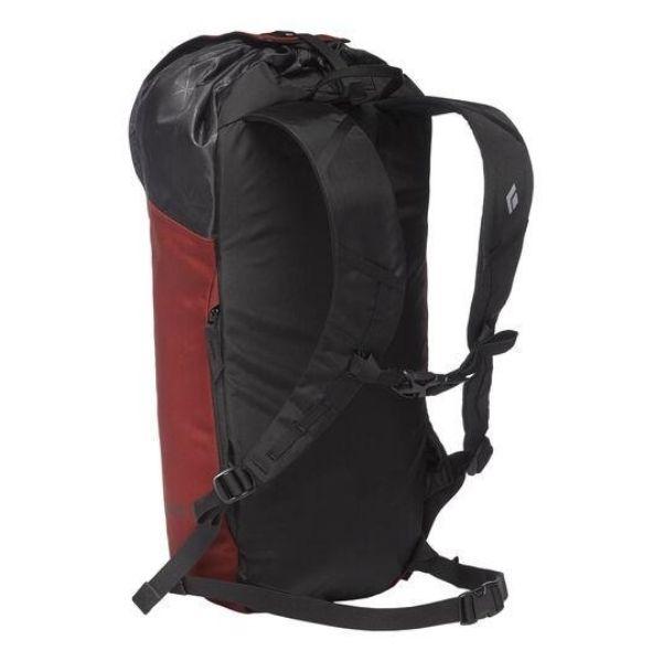 rock blitz 15 backpack black diamond red oxide