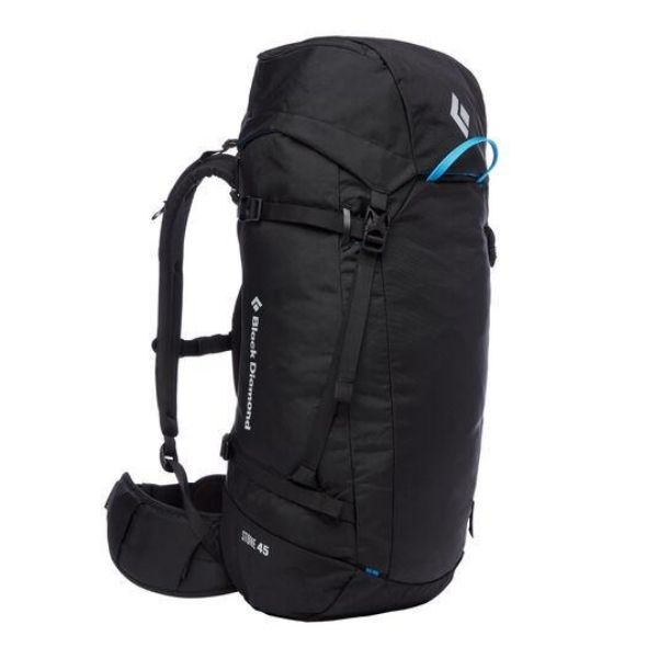 stone 45 backpack black diamond
